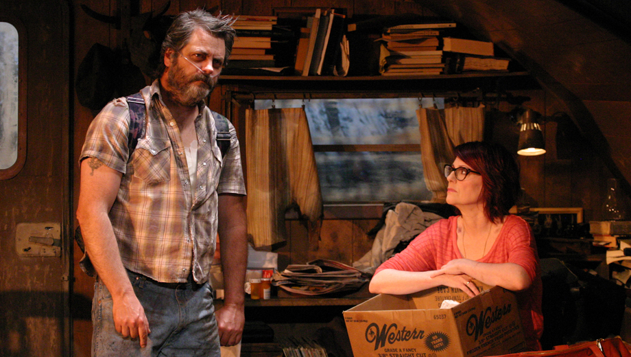 Megan Mullally & Nick Offerman Star in