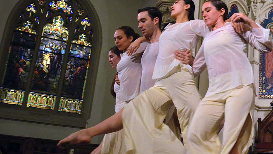 SYREN Modern Dance: Finale of Bach Vespers $15.00 ($30 value)