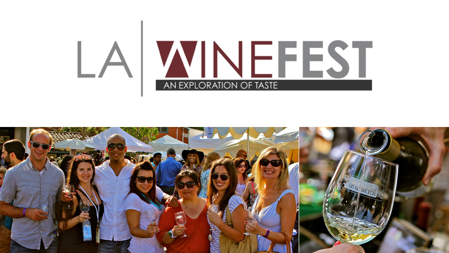 LA WineFest Is Back With Tastes, Food Trucks & Demos $45.00 ($85 value)