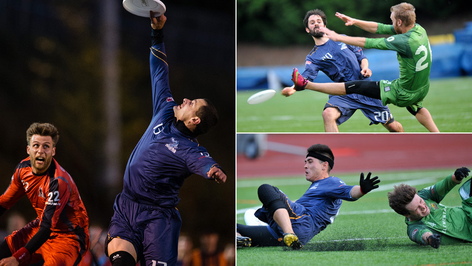Major League Ultimate: San Francisco Dogfish Take on the Northwest's Best COMP - $5.00 ($13 value)