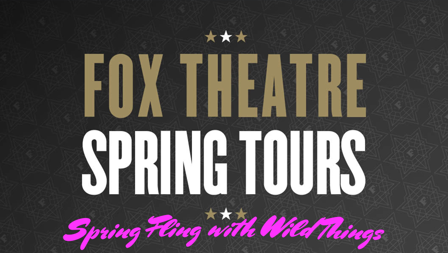Tour Fox Theatre and See Live Animals from Zoo Atlanta $10.00 ($20 value)