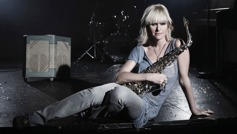 Saxophonist Mindi Abair (