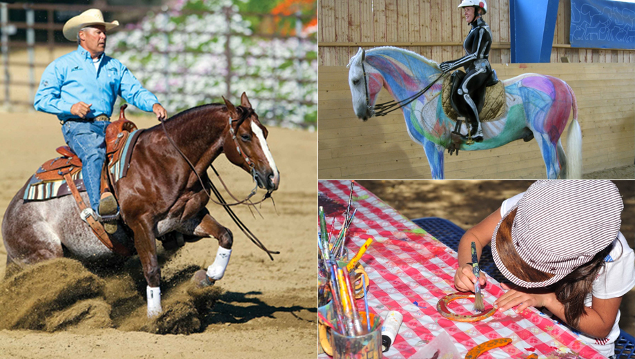 Western States Horse Expo: The Place for All Things Equine COMP - $9.00 ($18 value)