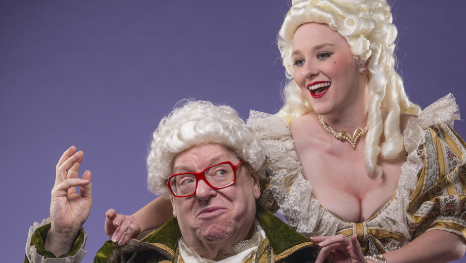 Bruce Vilanch Stars in Cole Porter's