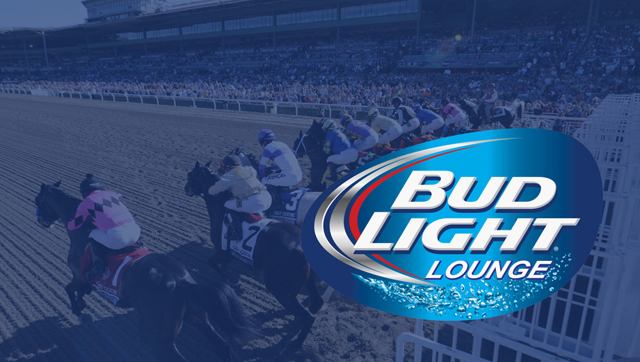 Santa Anita Park: Horse Racing, Drink Specials & Buffet at Exclusive Bud Light Lounge $12.00 ($25 value)