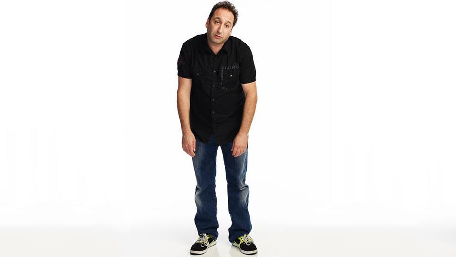 Comedian Jeremy Hotz (