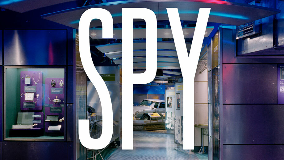 International Spy Museum: Enter the World of Secret Agents $8.86 - $14.00 ($22.15 value)
