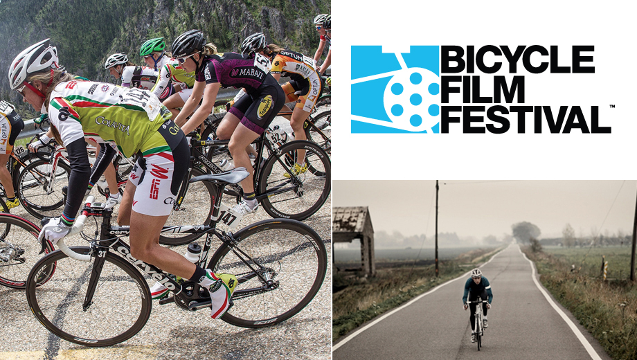 Bicycle Film Festival: Movies That Celebrate Bike Culture and People $5.00 ($11 value)