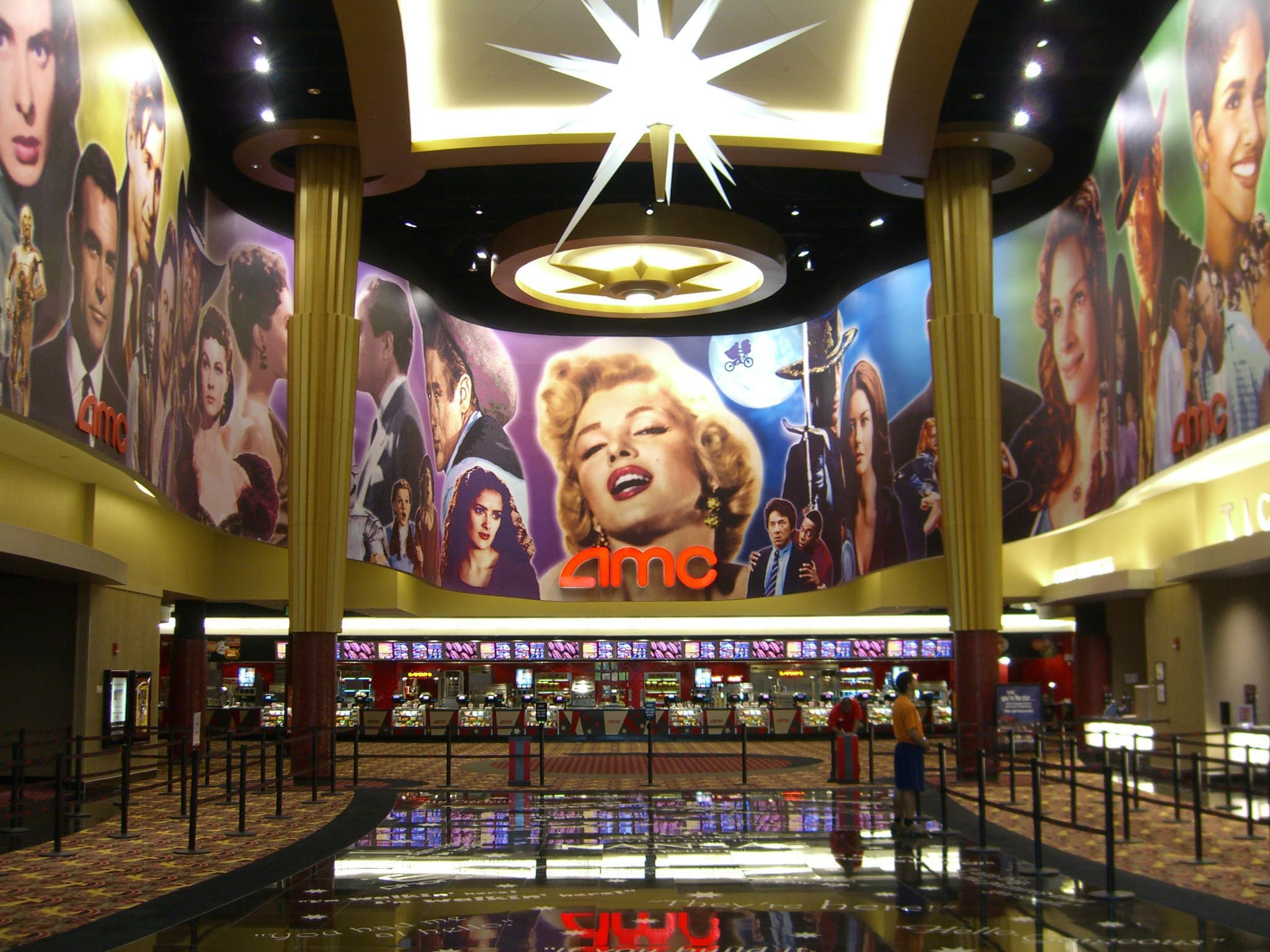 AMC Garden State Plaza, Newark: Tickets, Schedule, Seating Charts ...