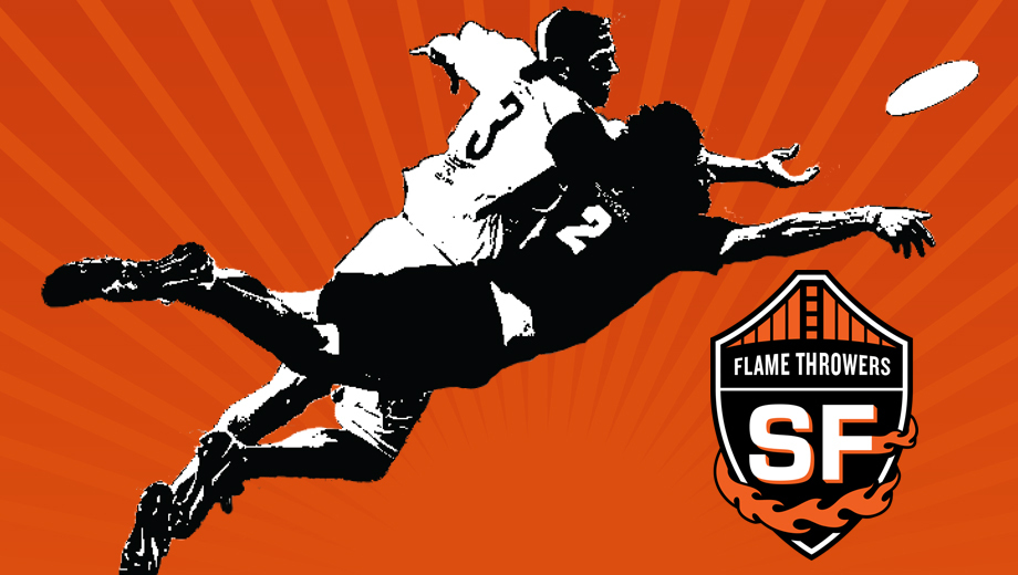 Catch the Fire With San Francisco FlameThrowers Ultimate Frisbee COMP - $5.00 ($12 value)