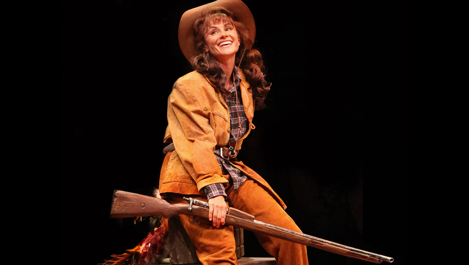 Irving Berlin's Wild West Musical