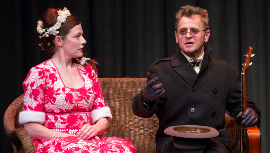 Mikhail Baryshnikov Stars in the Innovative