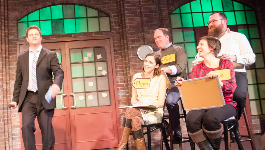 The Second City Improvises Its Way Through Game Shows $12.00 - $14.50 ($24 value)
