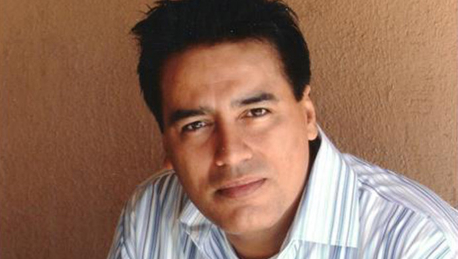 Comedian Willie Barcena (