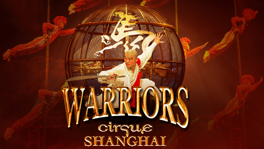Cirque Shanghai Stuns With Martial-Arts Prowess in