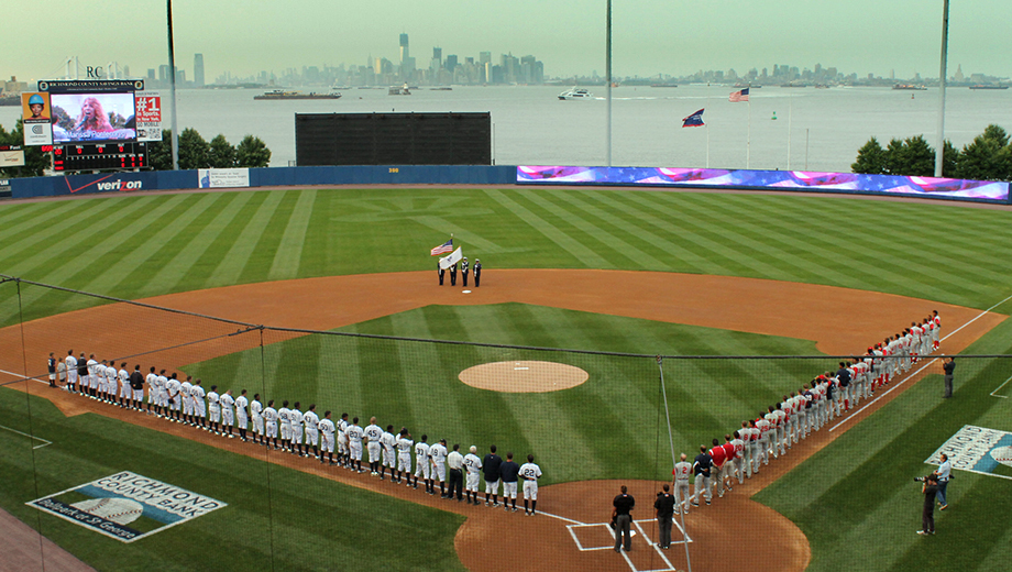 Staten Island Yankees Baseball, Plus All-You-Can-Eat & a Free Cap $18.00 - $24.00 ($37 value)