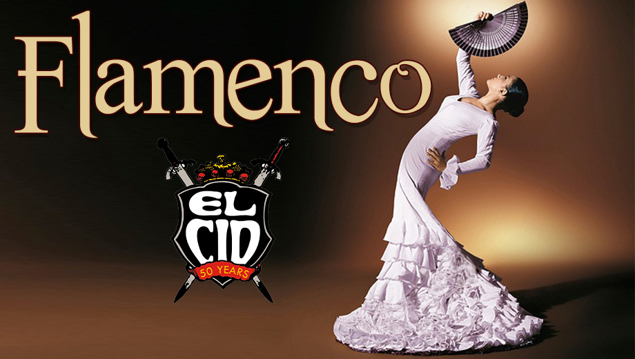 Flamenco Show & Spanish Dinner at the Historic El Cid $22.50 ($45 value)