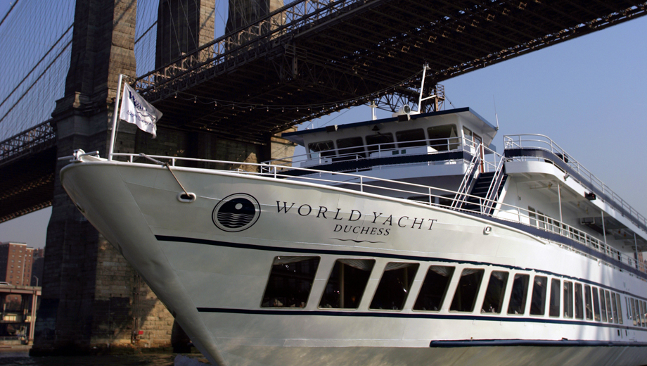 Scenic Yacht Dinner Cruise Down the Hudson $73.66 - $86.82 ($144.23 value)