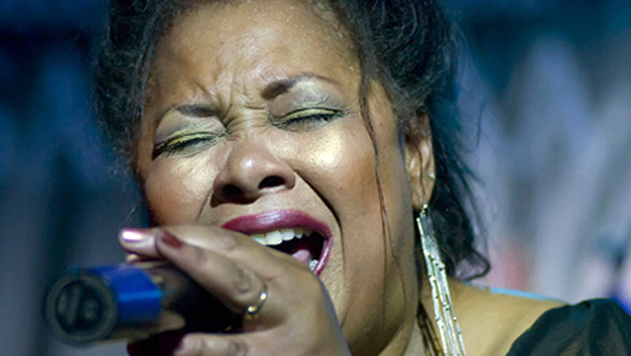 Soulful R&B Singer Ada Dyer & the A Band at B.B. King Blues Club $7.50 ($15 value)