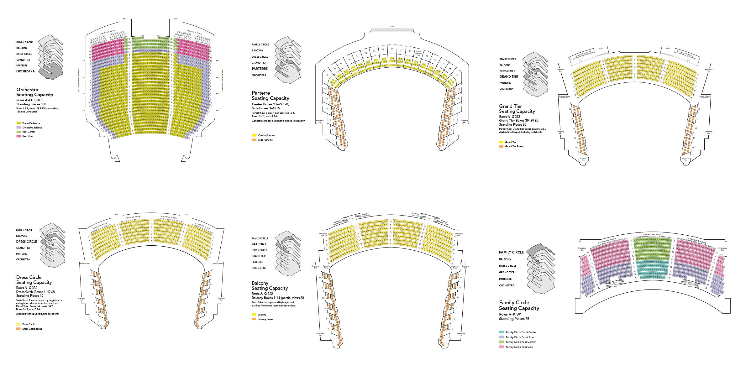 Metropolitan opera seating chart idoa heybe co