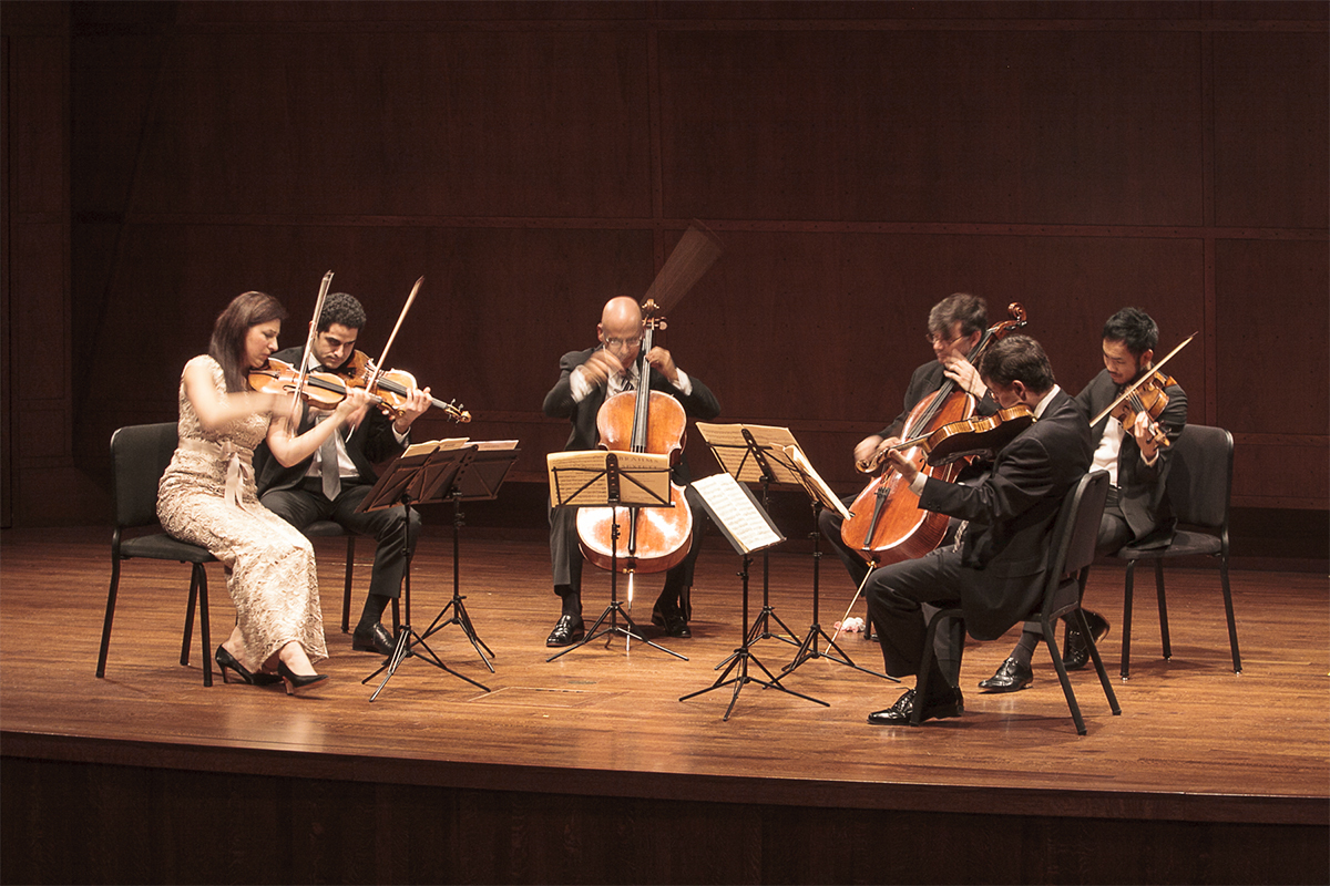 Beethoven, Mozart, Bach & Beyond: Seattle Chamber Music Society's Summer Festival $24.00 ($48 value)