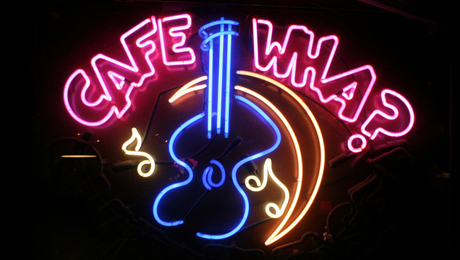 Jam the Night Away as The Cafe Wha? House Band Plays All the Hits $6.00 ($12 value)