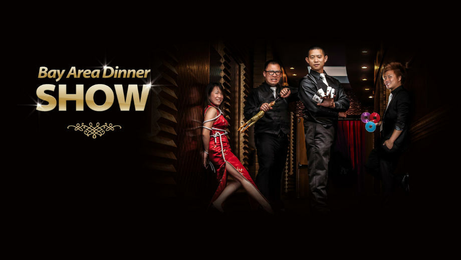 Magic and Dinner Show With Dan Chan at Dynasty Seafood Restaurant $15.00 - $75.00 ($60 value)