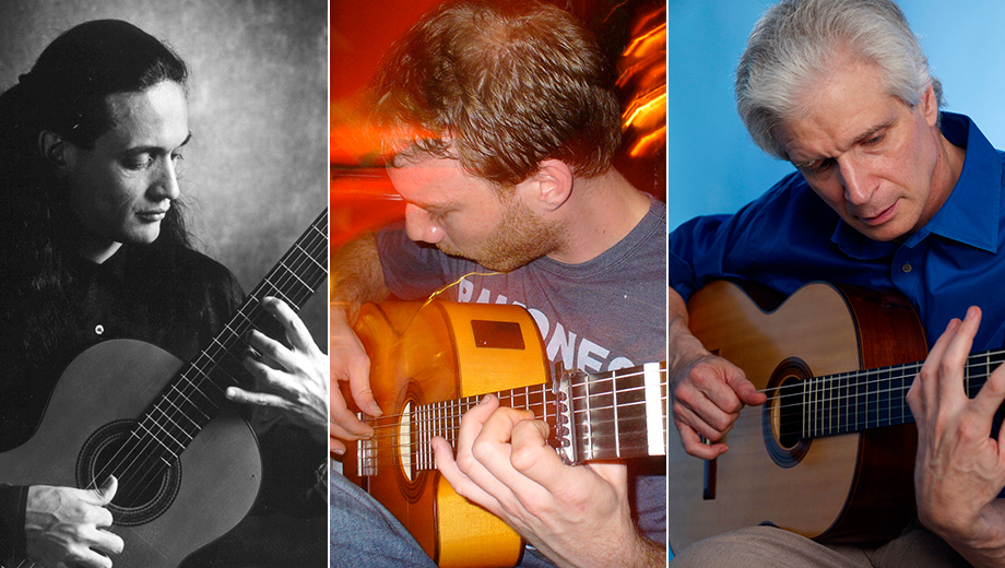 Latin Guitar Fest: Bela Beledo, Richard Boukas & Francois Wiss $7.50 ($15 value)
