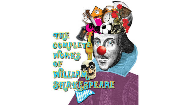 The Complete Works Of William Shakespeare Abridged Dallas Fort