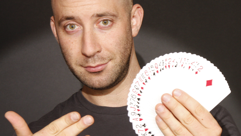 Magician Michael Friedland Astounds With Everyday Objects $12.50 ($25 value)