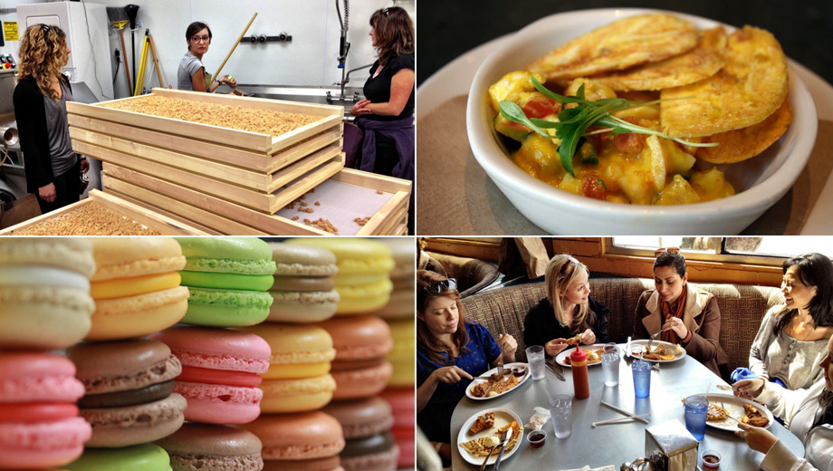 Jack London Square/Warehouse District Food & Cultural Tour With Savor Oakland $26.00 ($49 value)