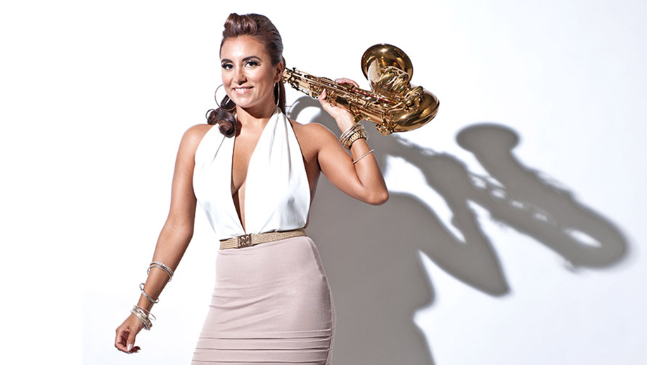 Jessy J: Chart-Topping Smooth Latin Jazz Saxophonist $7.50 - $22.50 ($25 value)