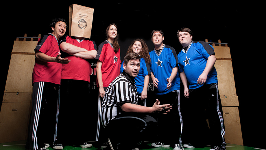 ComedySportz Houston: Fast and Funny Improv Comedy for the Whole Family $9.00 ($18 value)