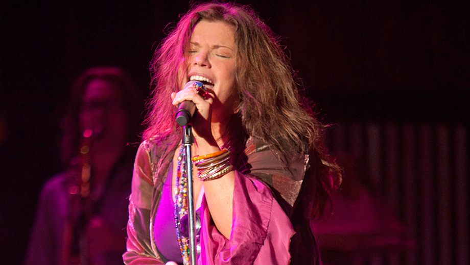 Janis Joplin Tribute: Mary Bridget Davies of Broadway's
