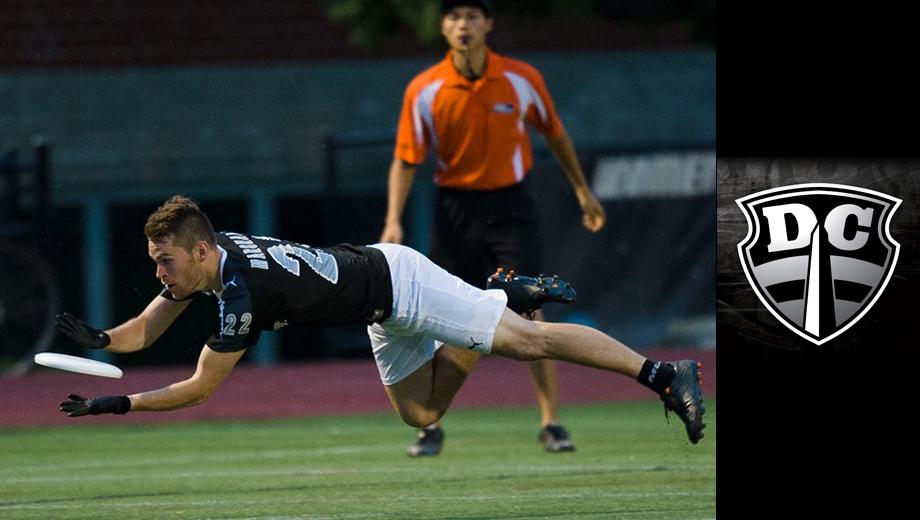 Pro Ultimate Frisbee: Washington DC Current COMP - $8.00 ($16 value)