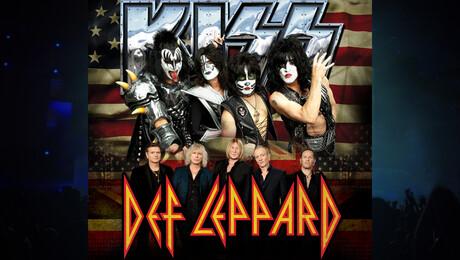 KISS/Def Leppard