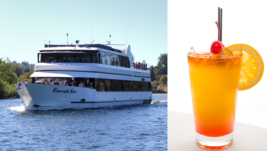 Explore Seattle Sights on Fun-Filled Happy Hour Cruise $37.00 ($56 value)