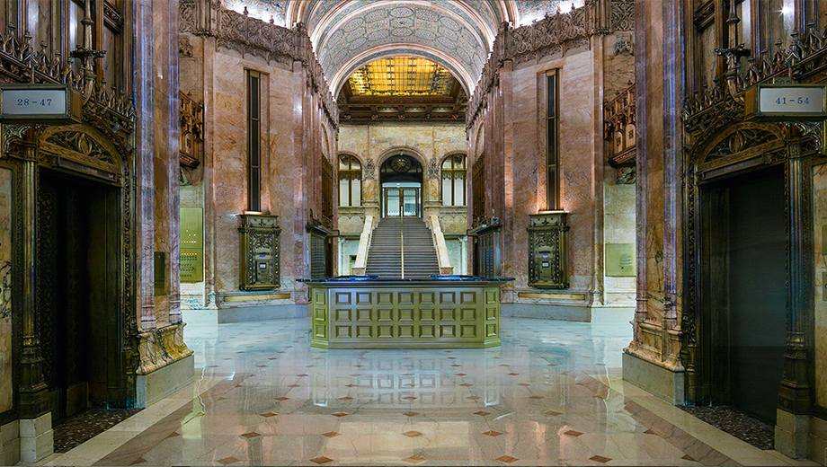 Tour the Woolworth Building's Majestic Lobby $7.95 - $15.00 ($15 value)