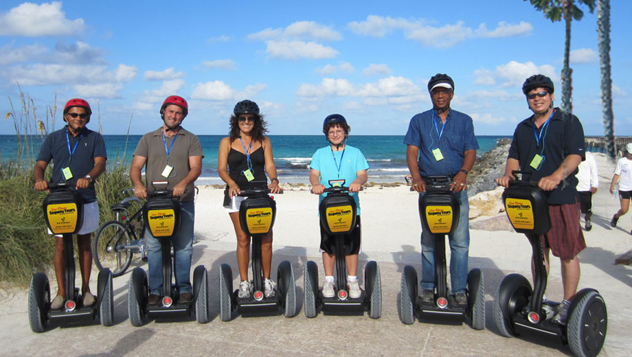 Segway Tour Through Balboa Park: Cruise From El Prado to Little Italy and More $54.50 - $59.50 ($109 value)