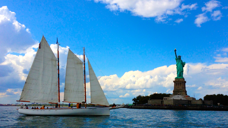 Sailboat Tour of New York on Schooner Adirondack $28.80 ($48 value)