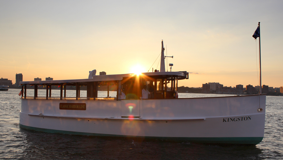 Sunset Cruise on a Vintage Yacht off Lower Manhattan $26.40 ($44 value)