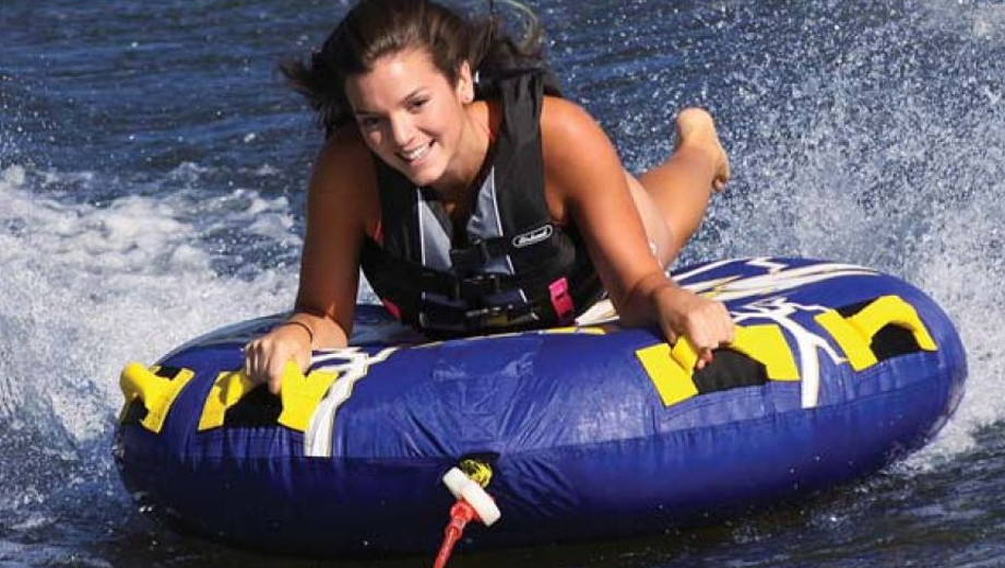 Tubing For All Confidence Levels at Miami Beach Marina $25.00 ($50 value)
