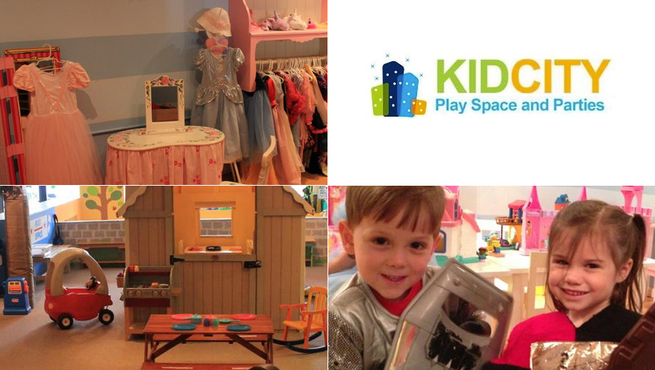 Kid City Chicago: An Indoor Play Space for the Little Ones $7.00 ($14 value)