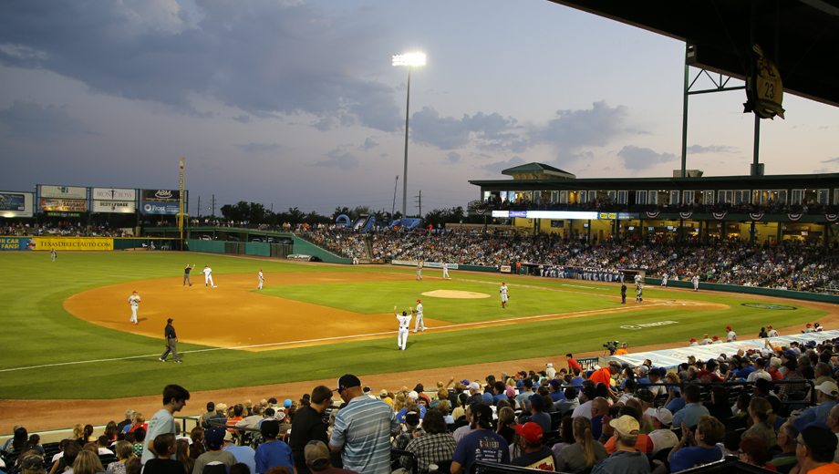 Summertime Baseball Fun: Sugar Land Skeeters Take on Their Atlantic League Rivals COMP - $6.50 ($8 value)