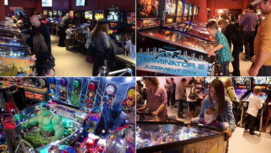 All-You-Can-Play Pinball at Modern Pinball NYC $5.00 - $20.30 ($10 value)