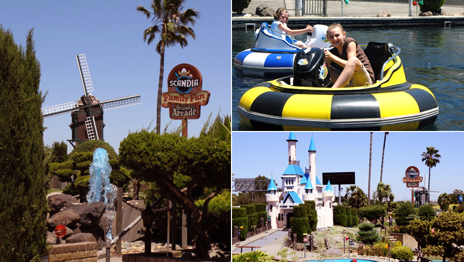 Miniature Golf, Bumper Cars & Fun Galore at Scandia Family Center $10.00 ($22 value)