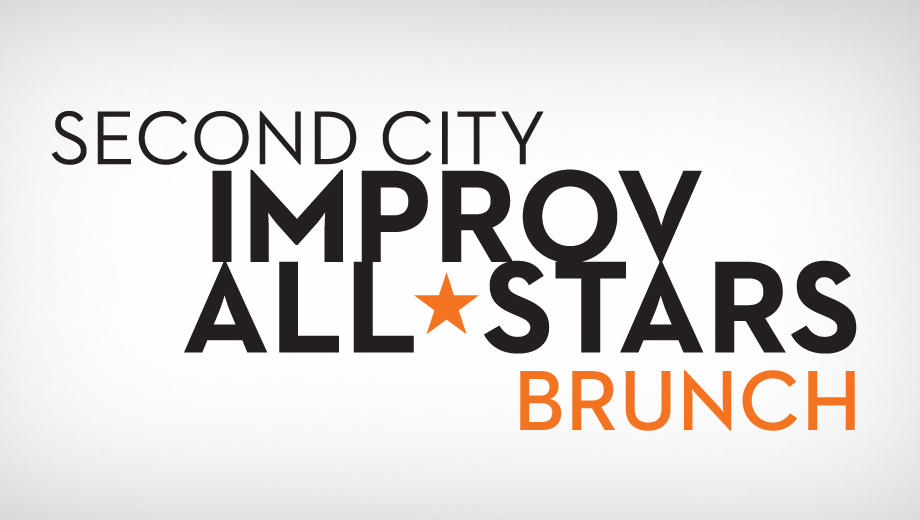 Second City Improv All-Stars Brunch $24.00 ($40 value)