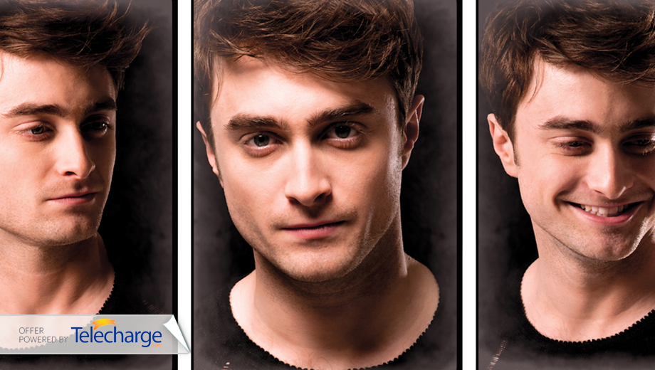 Daniel Radcliffe in Biting Comedy