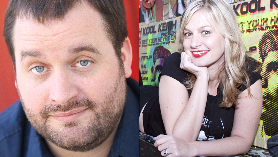 Husband-and-Wife Comics Tom Segura & Christina Pazsitsky COMP ($17 value)