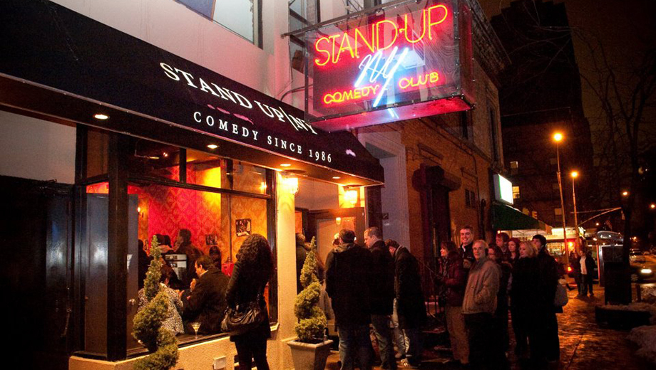 Comedy's Brightest Stars at Stand Up NY COMP ($15 value)